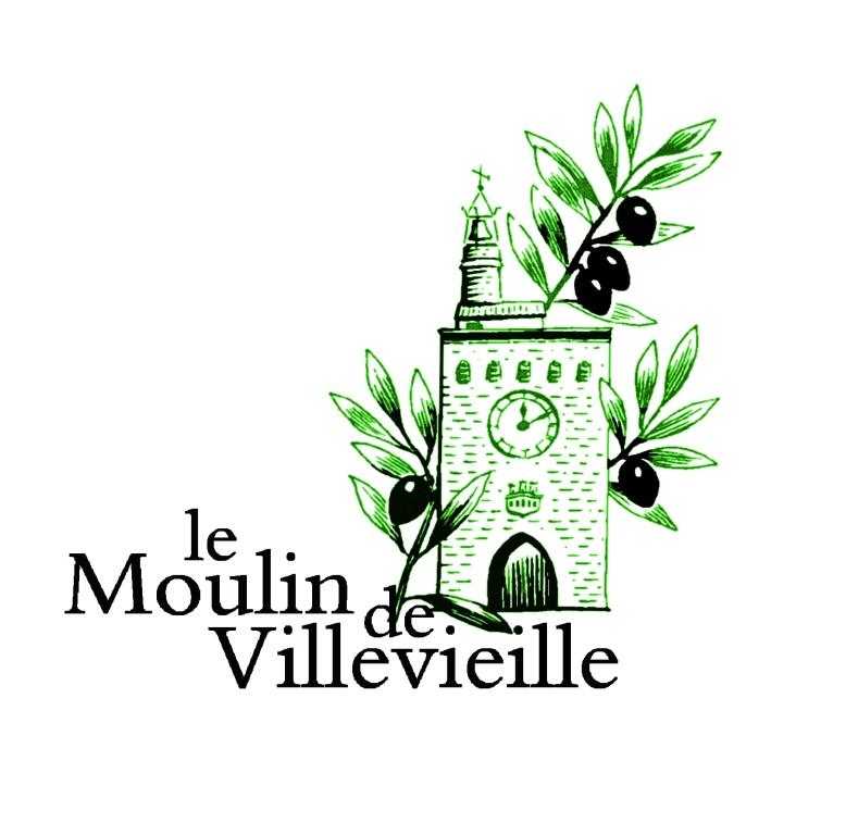 Logo MOULIN DE VILLEVIELLE