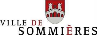 Logo VILLE DE SOMMIERES